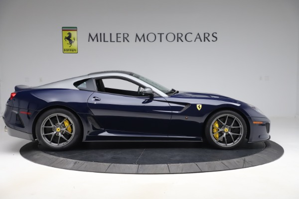 Used 2011 Ferrari 599 GTO for sale $565,900 at Rolls-Royce Motor Cars Greenwich in Greenwich CT 06830 9