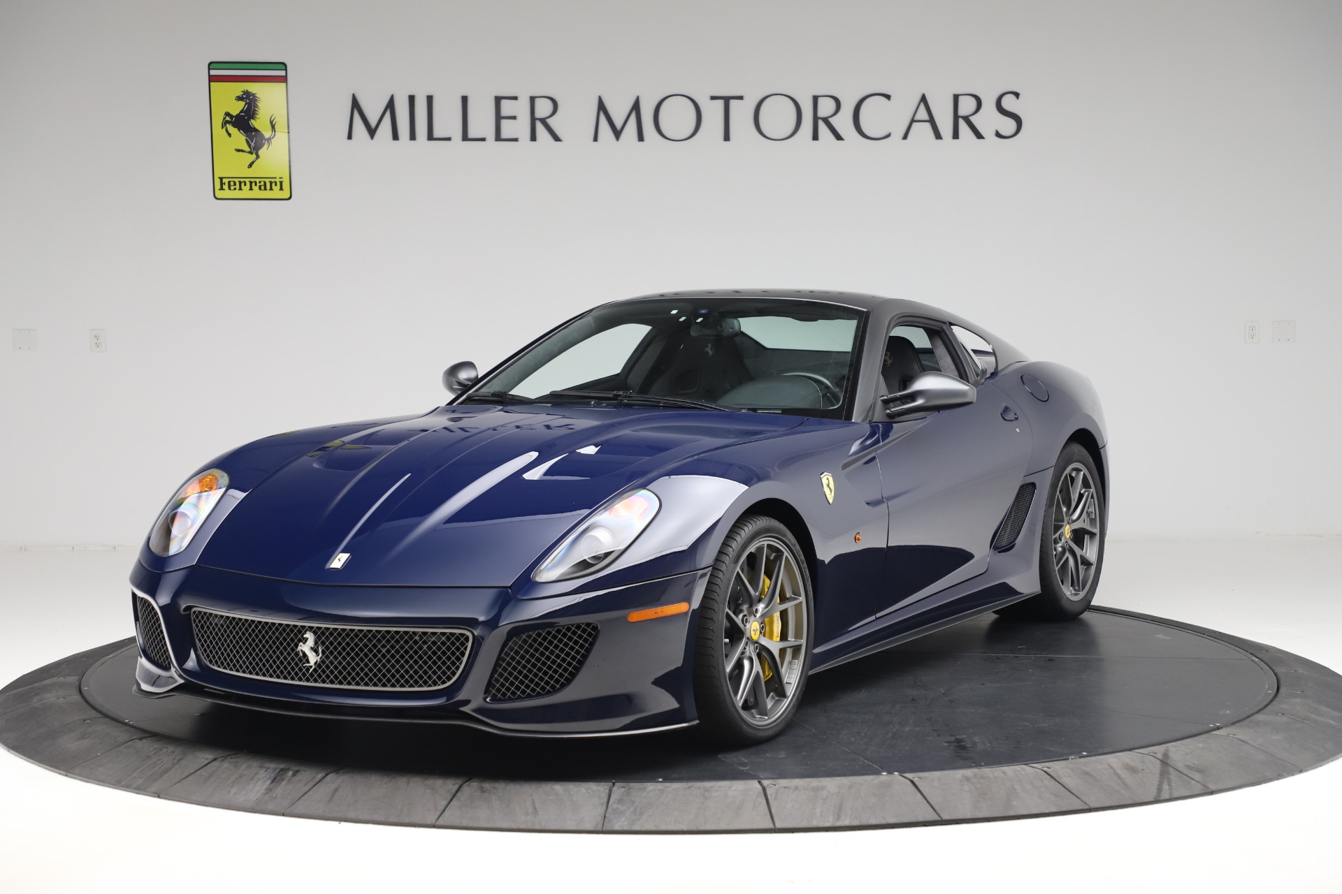 Used 2011 Ferrari 599 GTO for sale $565,900 at Rolls-Royce Motor Cars Greenwich in Greenwich CT 06830 1