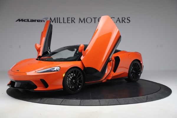 New 2020 McLaren GT Coupe for sale $246,975 at Rolls-Royce Motor Cars Greenwich in Greenwich CT 06830 10