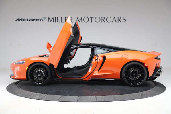 New 2020 McLaren GT Coupe for sale $246,975 at Rolls-Royce Motor Cars Greenwich in Greenwich CT 06830 11