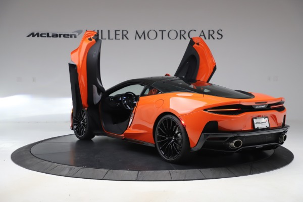 New 2020 McLaren GT Coupe for sale $246,975 at Rolls-Royce Motor Cars Greenwich in Greenwich CT 06830 12