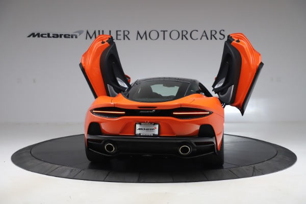 New 2020 McLaren GT Coupe for sale $246,975 at Rolls-Royce Motor Cars Greenwich in Greenwich CT 06830 13