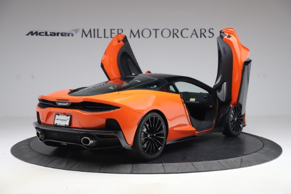 New 2020 McLaren GT Coupe for sale $246,975 at Rolls-Royce Motor Cars Greenwich in Greenwich CT 06830 14
