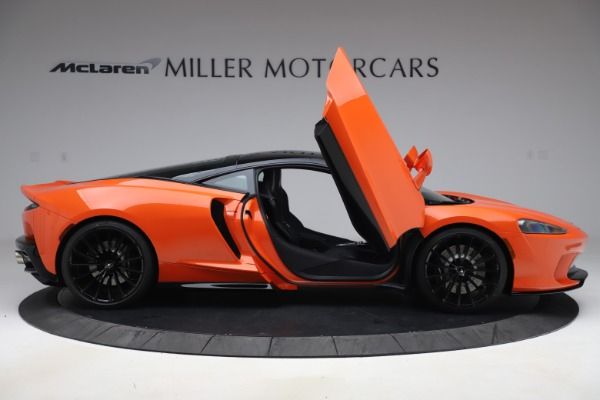 New 2020 McLaren GT Coupe for sale $246,975 at Rolls-Royce Motor Cars Greenwich in Greenwich CT 06830 15