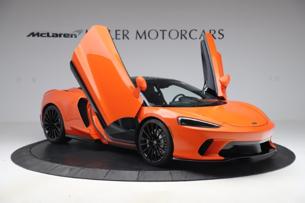 New 2020 McLaren GT Luxe for sale $246,975 at Rolls-Royce Motor Cars Greenwich in Greenwich CT 06830 16