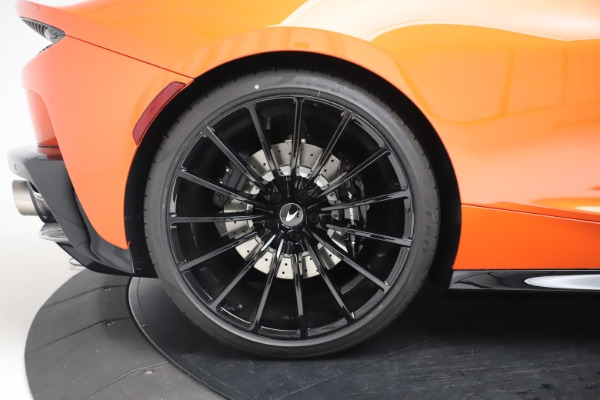 New 2020 McLaren GT Luxe for sale $246,975 at Rolls-Royce Motor Cars Greenwich in Greenwich CT 06830 17
