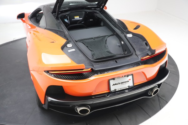 New 2020 McLaren GT Luxe for sale $246,975 at Rolls-Royce Motor Cars Greenwich in Greenwich CT 06830 18