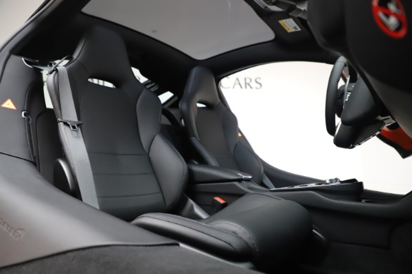 New 2020 McLaren GT Coupe for sale $246,975 at Rolls-Royce Motor Cars Greenwich in Greenwich CT 06830 19