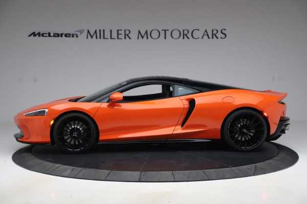 New 2020 McLaren GT Coupe for sale $246,975 at Rolls-Royce Motor Cars Greenwich in Greenwich CT 06830 2