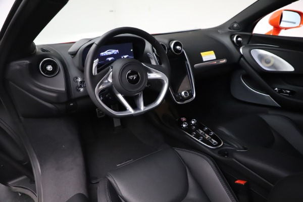 New 2020 McLaren GT Luxe for sale $246,975 at Rolls-Royce Motor Cars Greenwich in Greenwich CT 06830 23