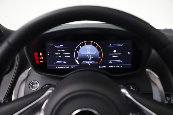 New 2020 McLaren GT Coupe for sale $246,975 at Rolls-Royce Motor Cars Greenwich in Greenwich CT 06830 26