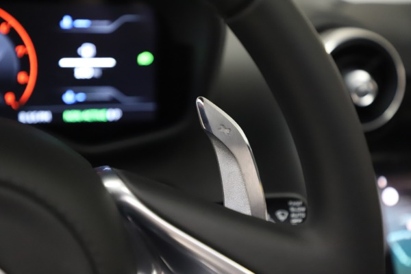 New 2020 McLaren GT Coupe for sale $246,975 at Rolls-Royce Motor Cars Greenwich in Greenwich CT 06830 27