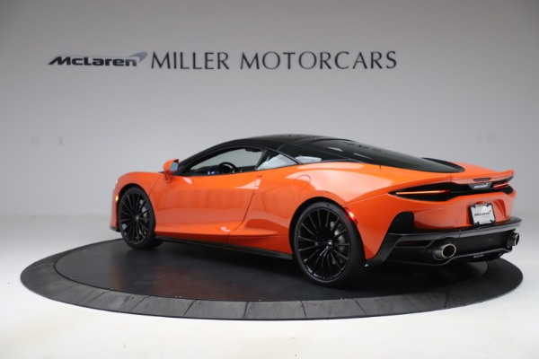 New 2020 McLaren GT Luxe for sale $246,975 at Rolls-Royce Motor Cars Greenwich in Greenwich CT 06830 3