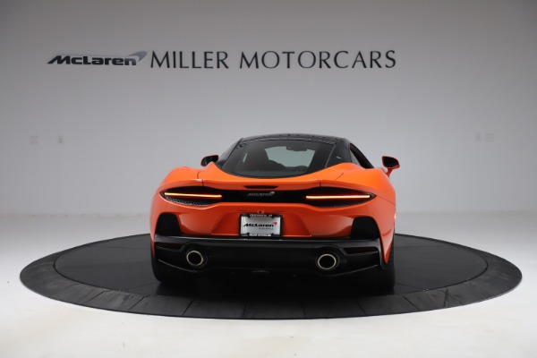 New 2020 McLaren GT Coupe for sale $246,975 at Rolls-Royce Motor Cars Greenwich in Greenwich CT 06830 4