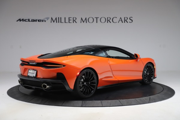 New 2020 McLaren GT Coupe for sale $246,975 at Rolls-Royce Motor Cars Greenwich in Greenwich CT 06830 5
