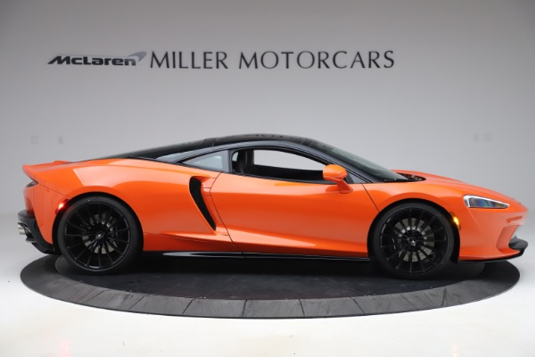 New 2020 McLaren GT Coupe for sale $246,975 at Rolls-Royce Motor Cars Greenwich in Greenwich CT 06830 6