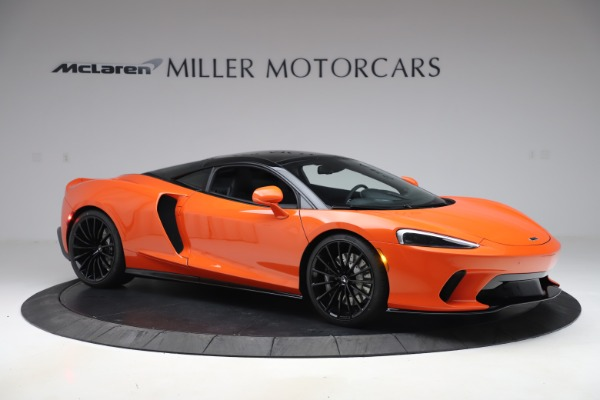 New 2020 McLaren GT Coupe for sale $246,975 at Rolls-Royce Motor Cars Greenwich in Greenwich CT 06830 7
