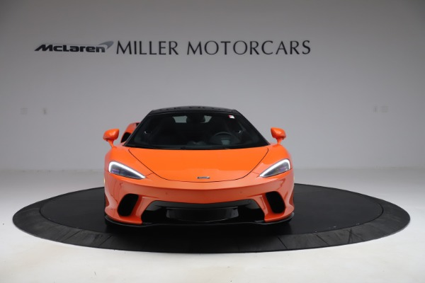 New 2020 McLaren GT Coupe for sale $246,975 at Rolls-Royce Motor Cars Greenwich in Greenwich CT 06830 8