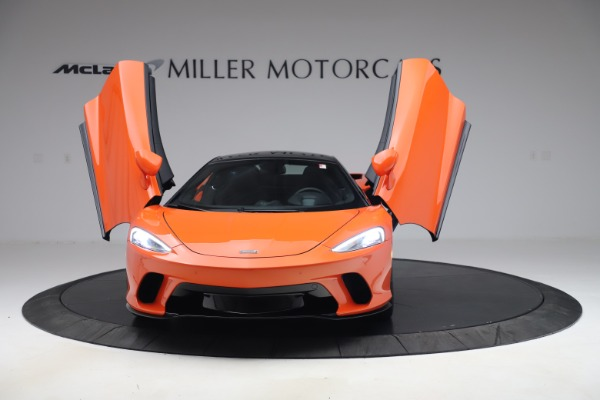 New 2020 McLaren GT Coupe for sale $246,975 at Rolls-Royce Motor Cars Greenwich in Greenwich CT 06830 9