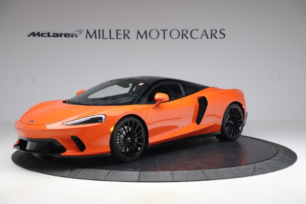 New 2020 McLaren GT Coupe for sale $246,975 at Rolls-Royce Motor Cars Greenwich in Greenwich CT 06830 1