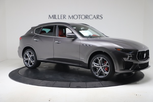 New 2020 Maserati Levante S Q4 GranSport for sale $101,535 at Rolls-Royce Motor Cars Greenwich in Greenwich CT 06830 10