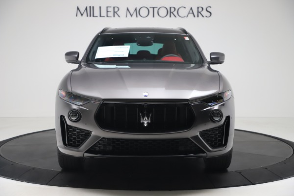 New 2020 Maserati Levante S Q4 GranSport for sale $101,535 at Rolls-Royce Motor Cars Greenwich in Greenwich CT 06830 12