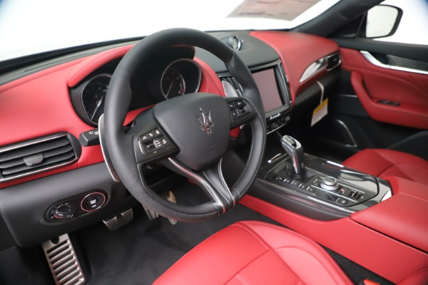 New 2020 Maserati Levante S Q4 GranSport for sale $101,535 at Rolls-Royce Motor Cars Greenwich in Greenwich CT 06830 13