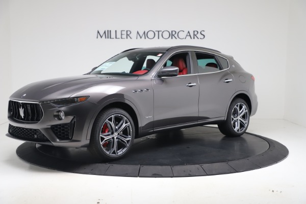 New 2020 Maserati Levante S Q4 GranSport for sale $101,535 at Rolls-Royce Motor Cars Greenwich in Greenwich CT 06830 2