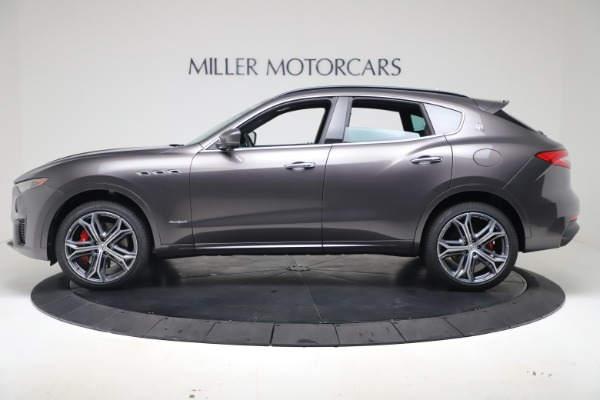 New 2020 Maserati Levante S Q4 GranSport for sale $101,535 at Rolls-Royce Motor Cars Greenwich in Greenwich CT 06830 3