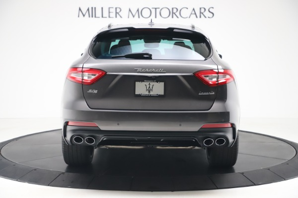 New 2020 Maserati Levante S Q4 GranSport for sale $101,535 at Rolls-Royce Motor Cars Greenwich in Greenwich CT 06830 6