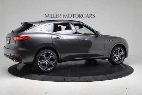 New 2020 Maserati Levante S Q4 GranSport for sale $101,535 at Rolls-Royce Motor Cars Greenwich in Greenwich CT 06830 8
