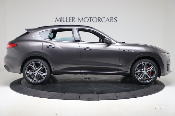 New 2020 Maserati Levante S Q4 GranSport for sale $101,535 at Rolls-Royce Motor Cars Greenwich in Greenwich CT 06830 9