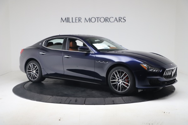 New 2020 Maserati Ghibli S Q4 for sale $85,535 at Rolls-Royce Motor Cars Greenwich in Greenwich CT 06830 10