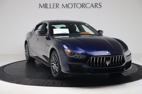 New 2020 Maserati Ghibli S Q4 for sale $85,535 at Rolls-Royce Motor Cars Greenwich in Greenwich CT 06830 11