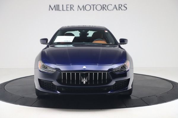 New 2020 Maserati Ghibli S Q4 for sale $85,535 at Rolls-Royce Motor Cars Greenwich in Greenwich CT 06830 12