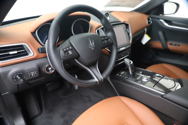 New 2020 Maserati Ghibli S Q4 for sale $85,535 at Rolls-Royce Motor Cars Greenwich in Greenwich CT 06830 13