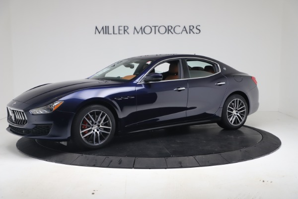 New 2020 Maserati Ghibli S Q4 for sale $85,535 at Rolls-Royce Motor Cars Greenwich in Greenwich CT 06830 2