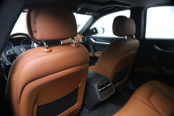 New 2020 Maserati Ghibli S Q4 for sale $85,535 at Rolls-Royce Motor Cars Greenwich in Greenwich CT 06830 20