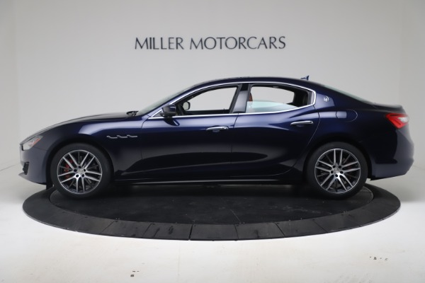 New 2020 Maserati Ghibli S Q4 for sale $85,535 at Rolls-Royce Motor Cars Greenwich in Greenwich CT 06830 3