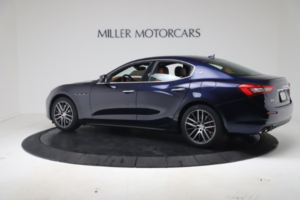 New 2020 Maserati Ghibli S Q4 for sale $85,535 at Rolls-Royce Motor Cars Greenwich in Greenwich CT 06830 4