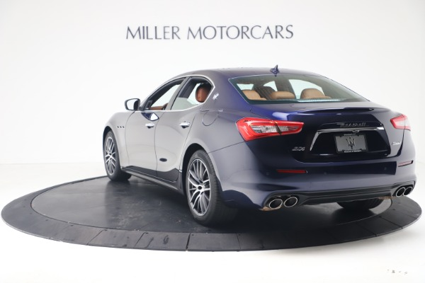 New 2020 Maserati Ghibli S Q4 for sale $85,535 at Rolls-Royce Motor Cars Greenwich in Greenwich CT 06830 5
