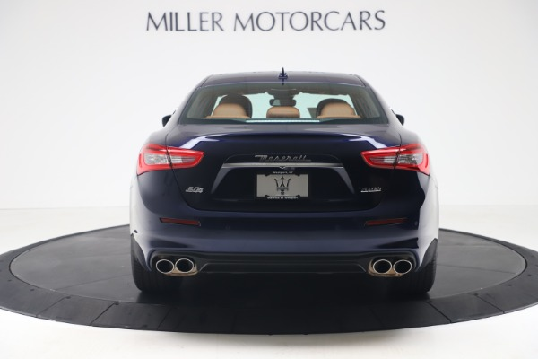 New 2020 Maserati Ghibli S Q4 for sale $85,535 at Rolls-Royce Motor Cars Greenwich in Greenwich CT 06830 6