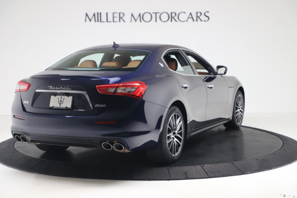 New 2020 Maserati Ghibli S Q4 for sale $85,535 at Rolls-Royce Motor Cars Greenwich in Greenwich CT 06830 7