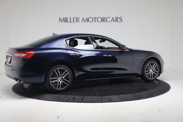 New 2020 Maserati Ghibli S Q4 for sale $85,535 at Rolls-Royce Motor Cars Greenwich in Greenwich CT 06830 8