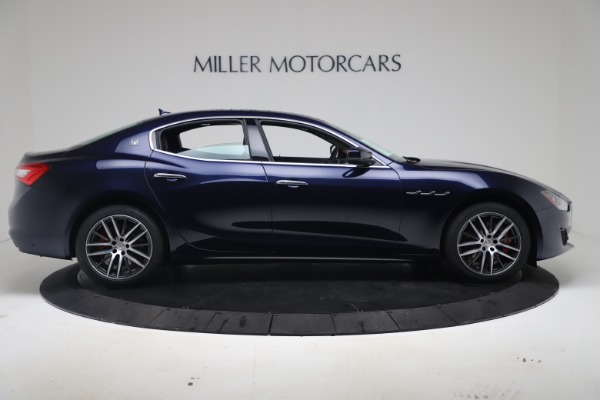 New 2020 Maserati Ghibli S Q4 for sale $85,535 at Rolls-Royce Motor Cars Greenwich in Greenwich CT 06830 9