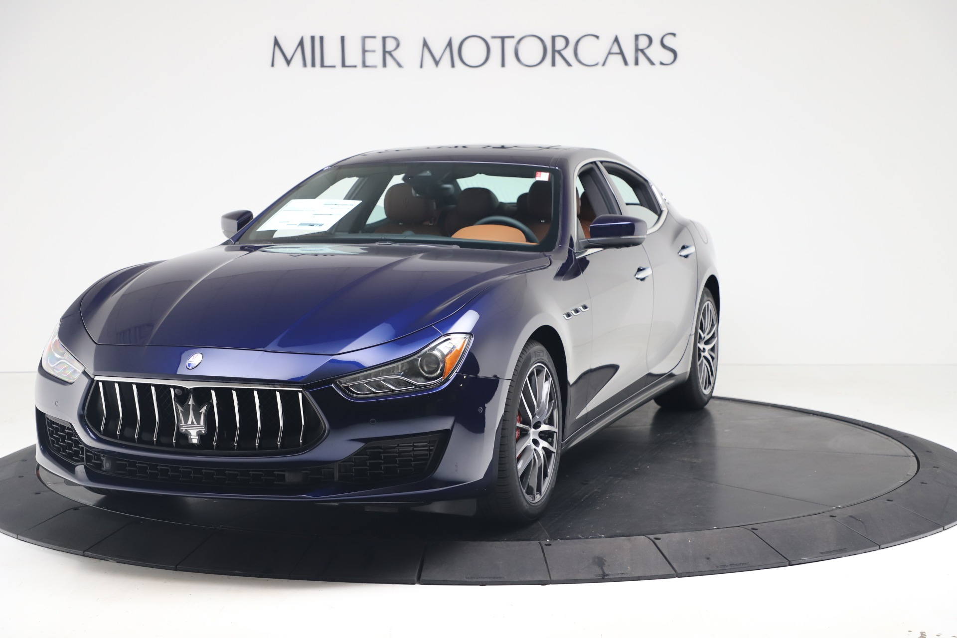 New 2020 Maserati Ghibli S Q4 for sale $85,535 at Rolls-Royce Motor Cars Greenwich in Greenwich CT 06830 1
