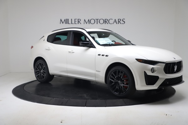 New 2020 Maserati Levante S Q4 GranSport for sale $104,485 at Rolls-Royce Motor Cars Greenwich in Greenwich CT 06830 10