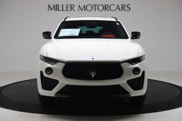 New 2020 Maserati Levante S Q4 GranSport for sale $104,485 at Rolls-Royce Motor Cars Greenwich in Greenwich CT 06830 12