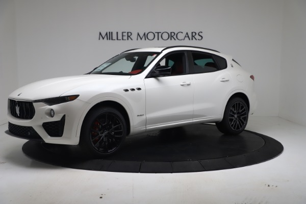 New 2020 Maserati Levante S Q4 GranSport for sale $104,485 at Rolls-Royce Motor Cars Greenwich in Greenwich CT 06830 2