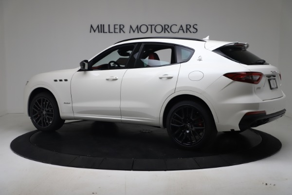 New 2020 Maserati Levante S Q4 GranSport for sale $104,485 at Rolls-Royce Motor Cars Greenwich in Greenwich CT 06830 4